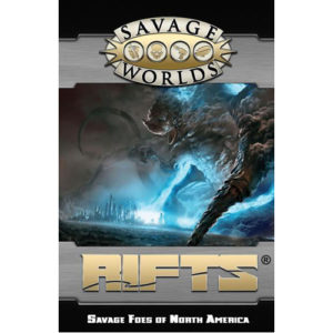 Rifts: Savage Foes of North America Limited Edition