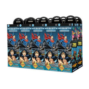 DC Comics HeroClix: DC Rebirth Booster Box