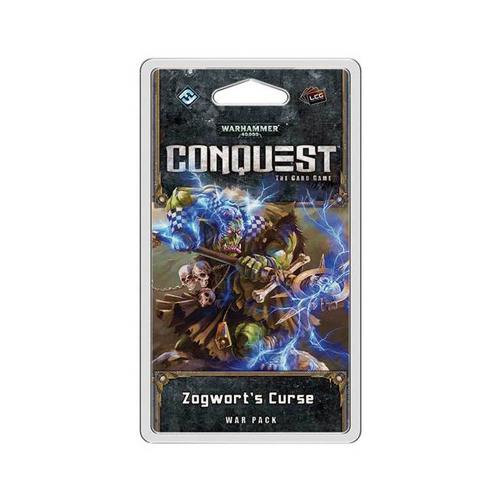 Zogwort's Curse War Pack: Conquest LCG