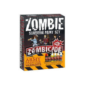 Zombicide Survivor Paint Set