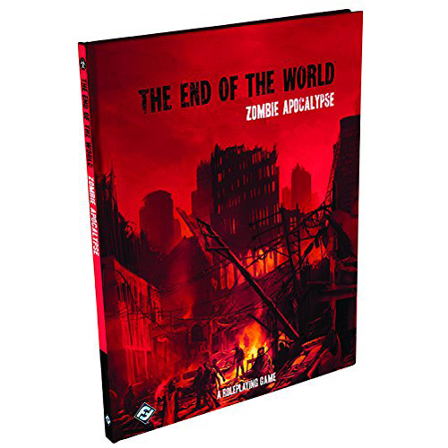 Zombie Apocalypse - The End of the World RPG