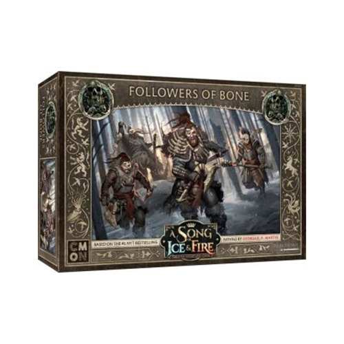 A Song Of Ice and Fire Expansion: Free Folk Followers of Bone