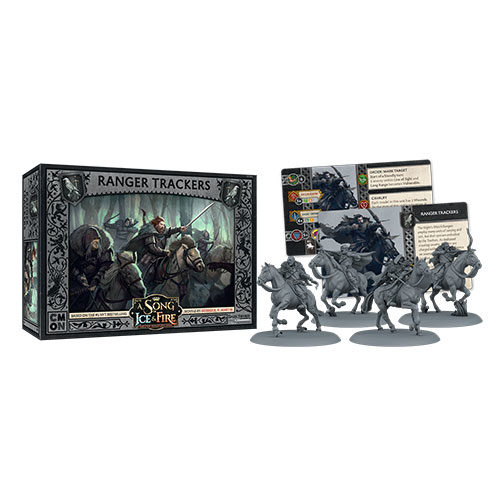 A Song Of Ice and Fire Expansion Nights Watch Ranger Trackers