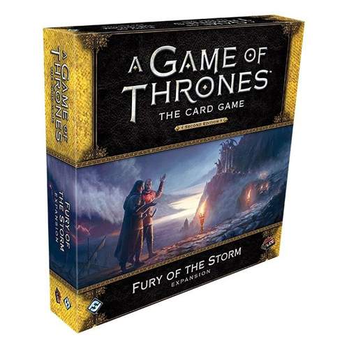 AGOT LCG 2nd Edition: Fury of the Storm Deluxe Expansion