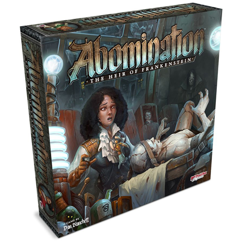 Abomination: The Legacy of Frankenstein