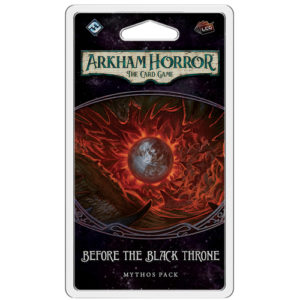 Arkham Horror LCG Expansion: Before the Black Throne
