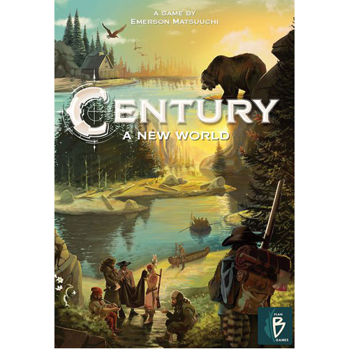 Century - A New World