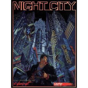 Cyberpunk RPG: Night City