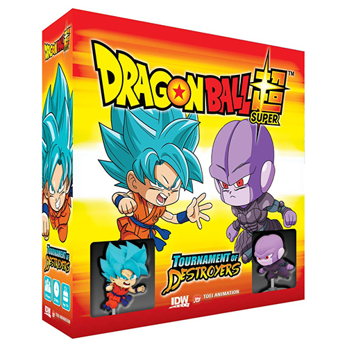 Dragon Ball Super: The Tournament of Destroyers