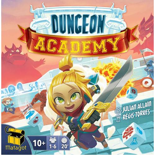 Dungeon Academy