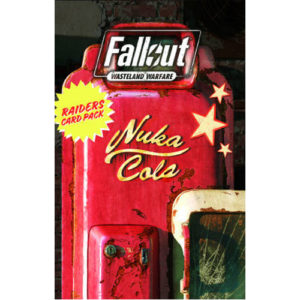 Fallout: Wasteland Warfare- Raiders Wave Expansion Card Pack