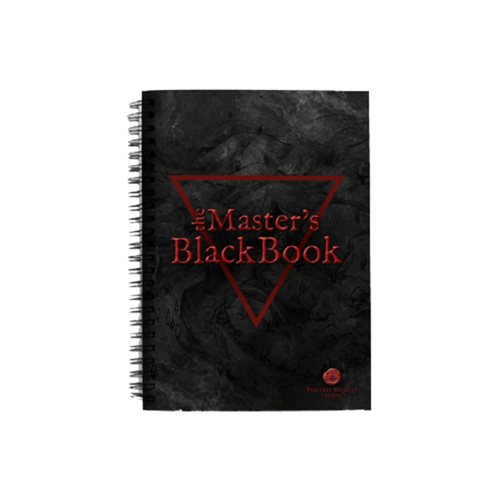 Fantasy World Creator: The Masters Black Book