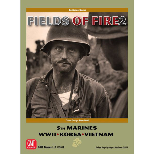 Fields of Fire Volume 2: With the Old Breed: The 5th Marines in WWII, Korea and Viet Nam