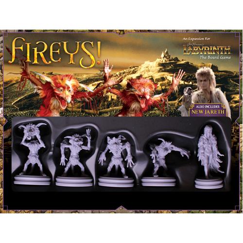 Fireys!: Labyrinth Expansion