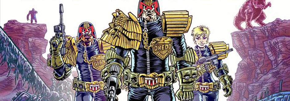 Judge Dredd: The Cursed Earth Review