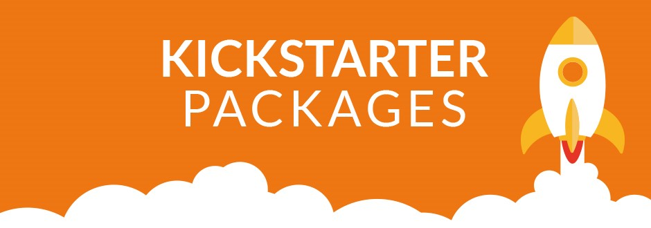 Introducing our Kickstarter Support Packages