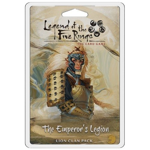 Legend of the five rings the emperors legion