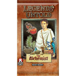 Legends Untold Alchemist Novice Booster