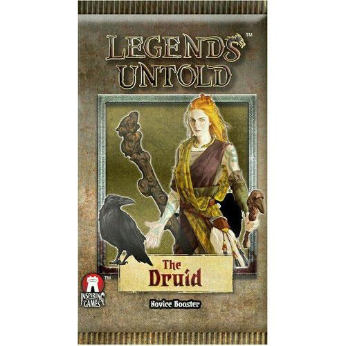 Legends Untold Druid Novice Booster