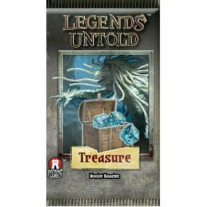 Legends Untold Treasure Novice Booster