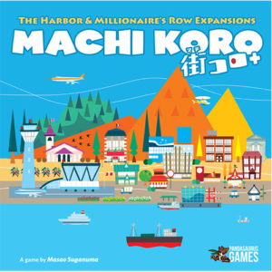 Machi Koro 5th Anniversary Expansion Bundle