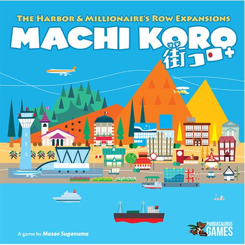 Machi Koro 5th Anniversary Expansion Bundle