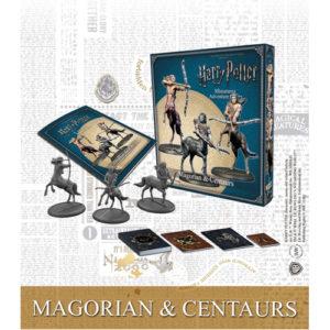 Harry Potter Miniatures Adventure Game: Magorian & Centaurs Expansion (HPM)