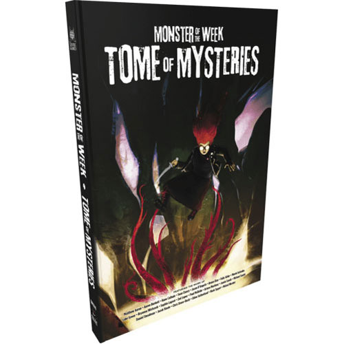 Monster of the Week RPG: Tome of Mysteries