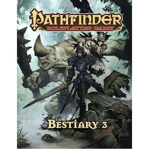 Pathfinder RPG Second Edition (P2): Bestiary Hardcover