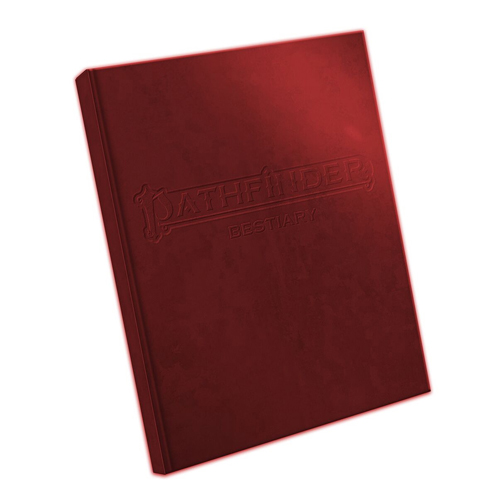 Pathfinder RPG Second Edition (P2): Bestiary Special Edition Hardcover