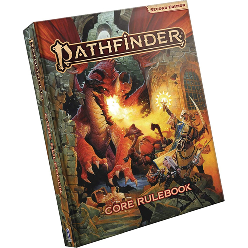 Pathfinder RPG Second Edition (P2): Core Rulebook Hardcover