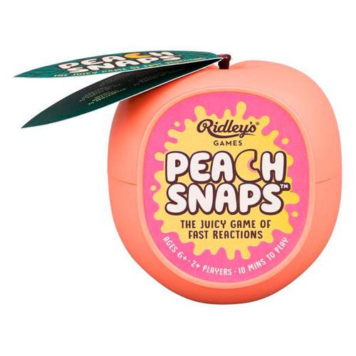 Peach Snaps Game