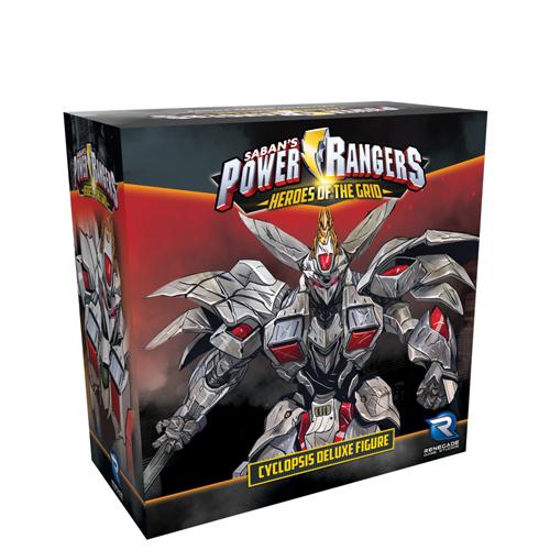 Power Rangers: Heroes of the Grid: Cyclopsis Deluxe Figure