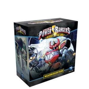 Power Rangers: Heroes of the Grid: Megazord Deluxe Figure