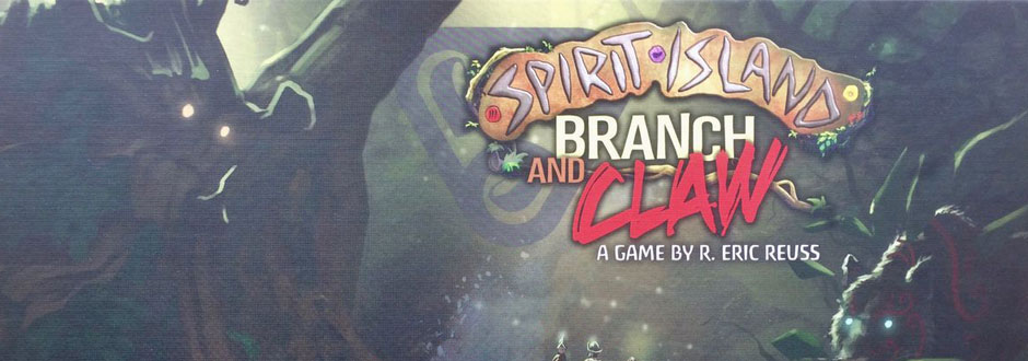 Spirit Island Branch and Claw Expansion Review