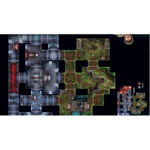 Star Wars: Imperial Assault - Endor Defense Station Skirmish Map