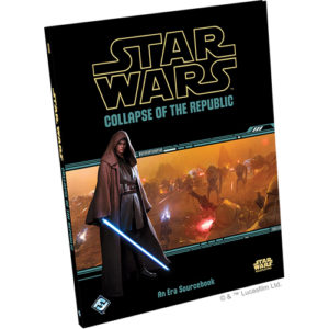 Star Wars Roleplaying: Collapse of the Republic