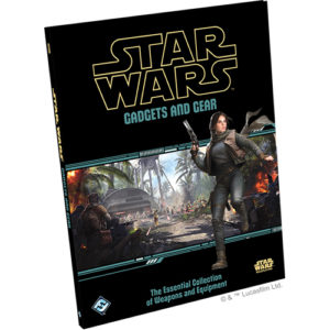 Star Wars Roleplaying: Gadgets and Gear