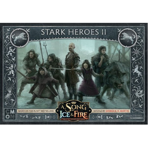 Free Folk Followers of Bone A Song Of Ice and Fire Expansion Game Of Thrones