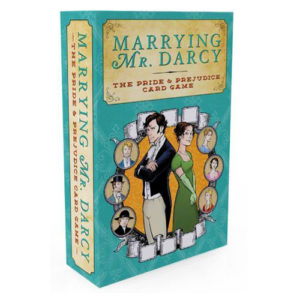 The Pride & Prejudice Card Game: Marrying Mr. Darcy