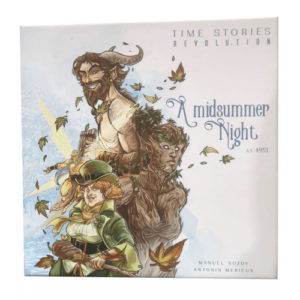 A Midsummer Night: Time Stories Revolution
