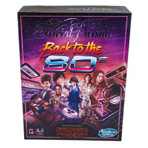 Trivial Pursuit: Stranger Things Back To The 80's