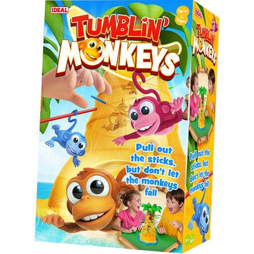 Tumblin' Monkeys