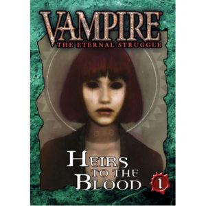 Vampire: The Eternal Struggle: Heirs Bundle 1 Expansion
