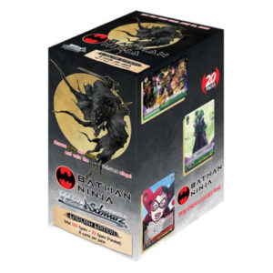 WS Booster Box: Batman Ninja