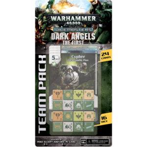 Warhammer 40,000 Dice Masters: Dark Angels Team Pack