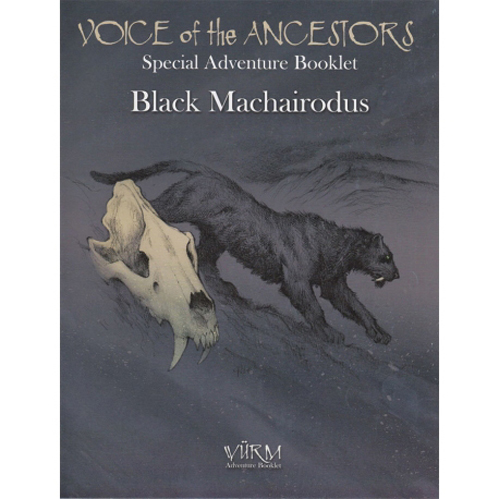 Wurm RPG: Black Machairodus Adventures