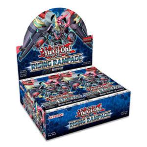 YGO TCG Rising Rampage Booster Box
