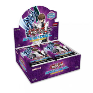 Yugioh Speed Duel: Attack from the Deep Booster Box
