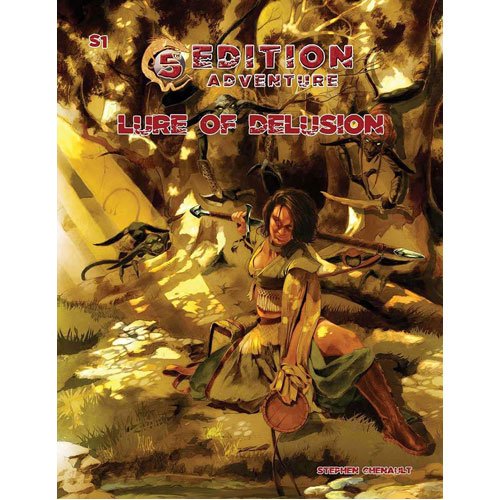 5th Edition Adventures: S1 - Lure of Delusion